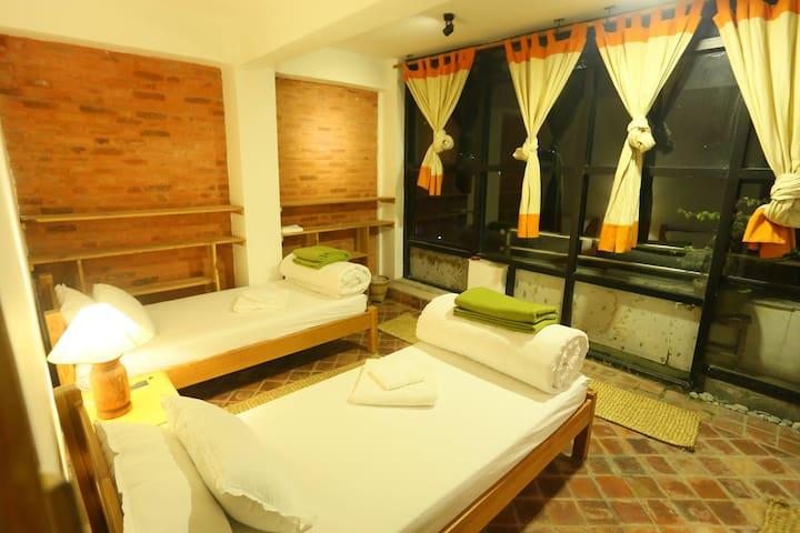 Local Homestay, Rooftop Garden!! - Banepa - 家庭式旅館