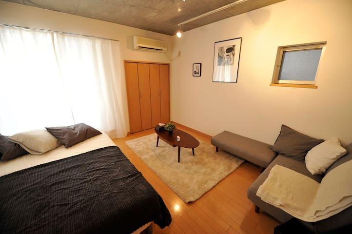 12mins-WalK  SHIBUYA!stylish room! - Shibuya