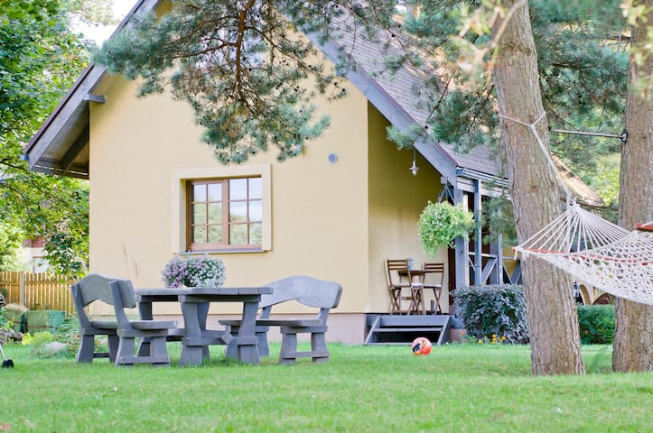 Holiday house near Riga, only 15min from Old town - Dreiliņi - Ev