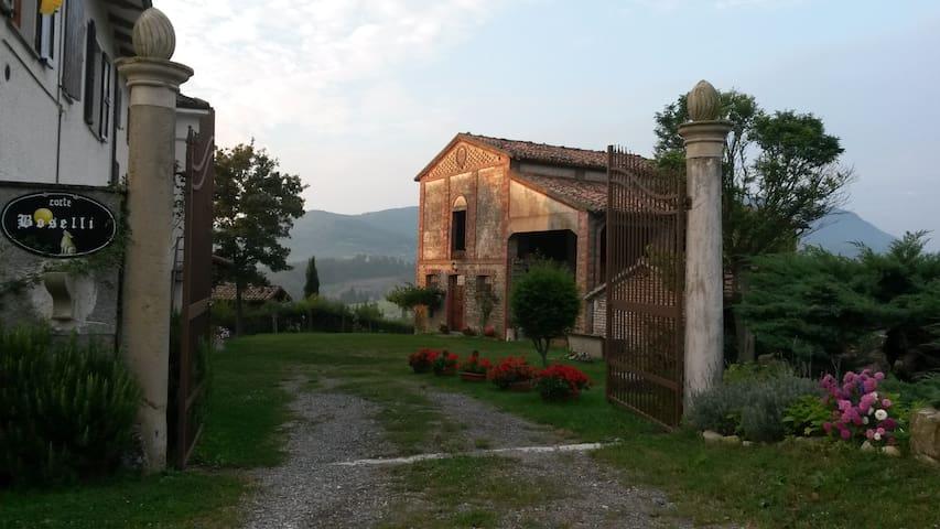 Corte Boselli, antica casa contadina sulle colline - Neviano degli Arduini - Ev