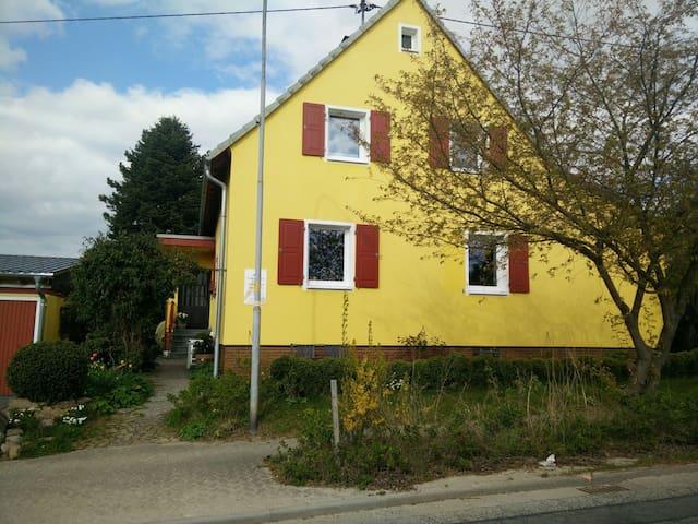 Gemütliches Zimmer für Wanderer - Argenthal - Hus