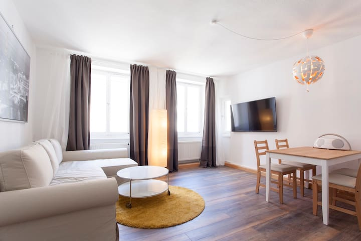 Modernes Apartment in der Altstadt - Weißenburg in Bayern - Lägenhet