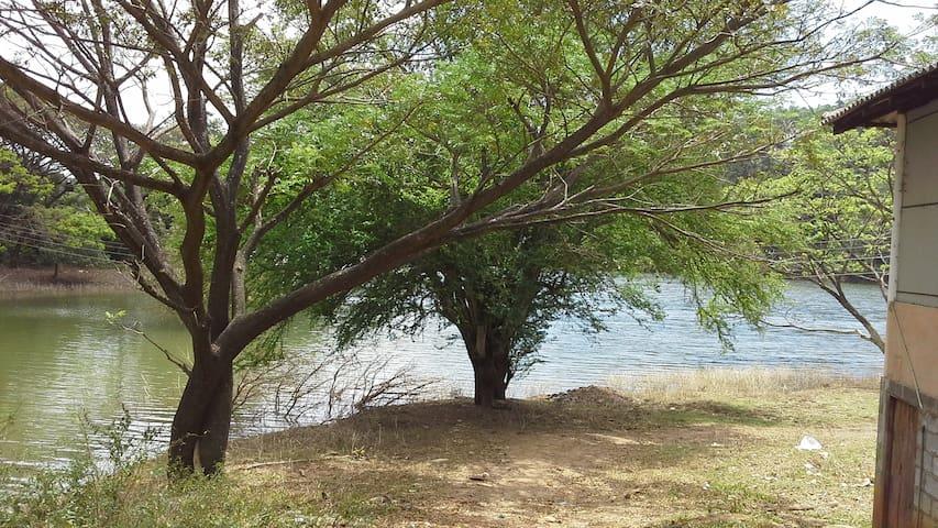 River side villa - Nattarampota - Villa
