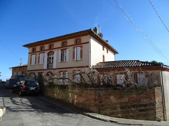 Maison de charme au coeur d'un village - Caujac - 別荘