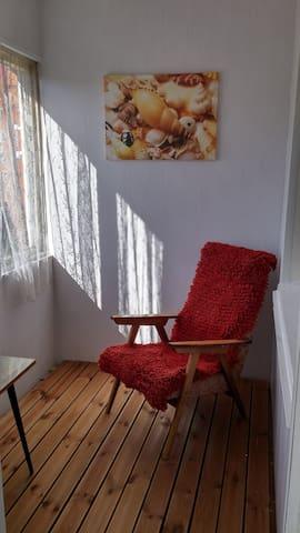 Уютные, светлые апартаменты. - Narva-Jõesuu - Appartement