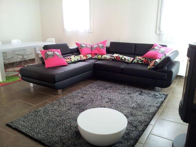 A charming, modern duplex apartment - Rambouillet - Appartement