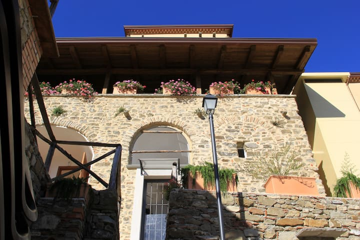Palazzo del Baglivo - Resort and Spa (apt. 4 pax) - Casigliano - Oda + Kahvaltı