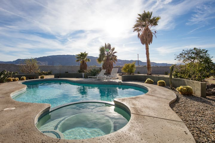 The Old Dale Compound Pool House - Twentynine Palms - Huis