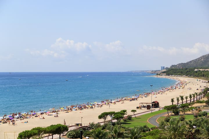 Apartment with a view on the sea - L'Hospitalet de l'Infant - Appartement