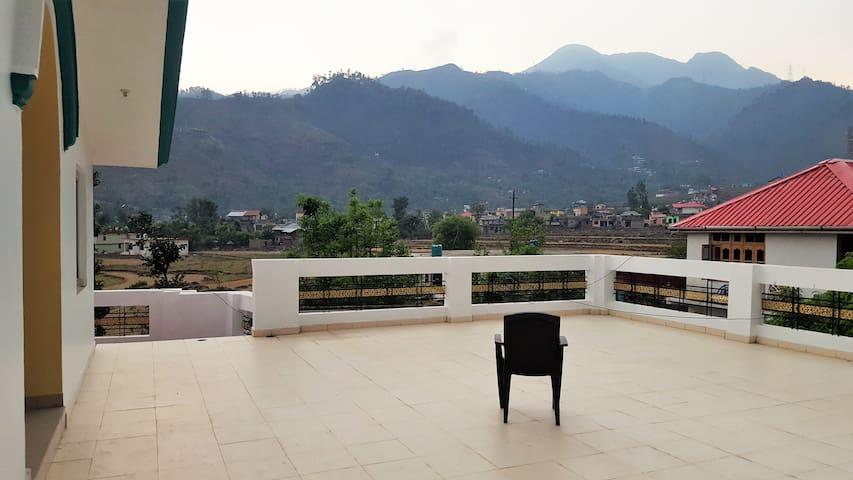 Valley Retreat, Chowari - Chowari - Huis