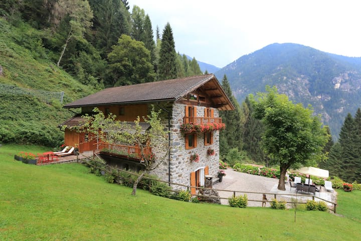 Chalet in the Dolomites 2 - Canal San Bovo - Бунгало