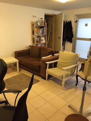 studio apartment for the holidays - בית חרות - Appartement