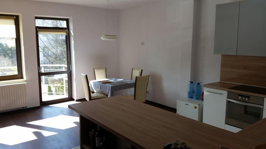 Apartament Myslenice - Myślenice - Appartement