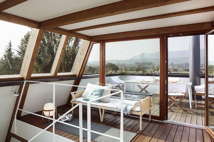 Charming Luxury and Modern Villa in Franciacorta - Colombaro - Villa