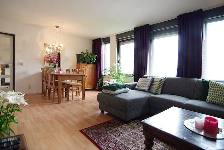 SPACIOUS apt. with small balcony! - Amsterdam - Byt