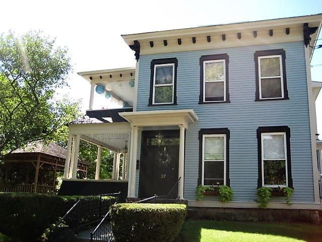 Potter House - North Adams - Maison