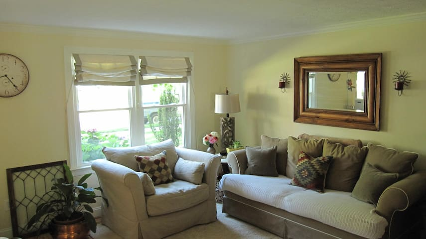 Cozy Private Room&Bath by East Falls Church metro - Falls Church - Таунхаус