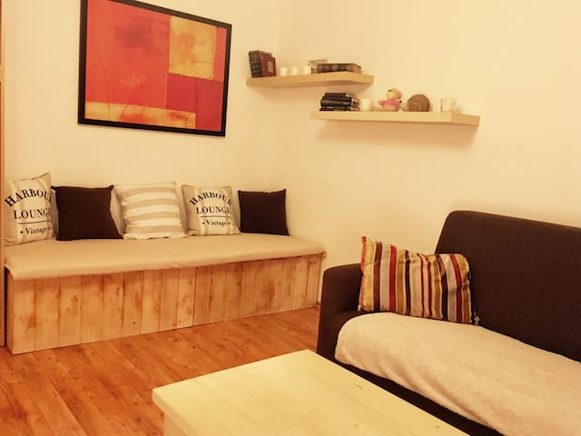 Nice cozy flat in Martin - Martin - Daire