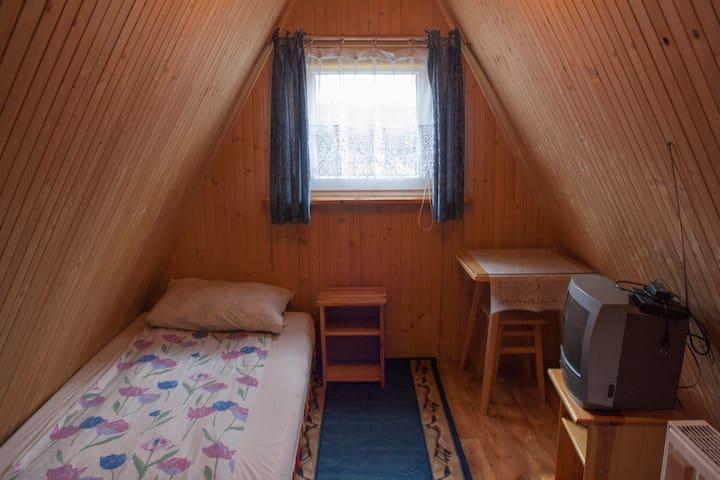 Villa GRYF pokój jednoosobowy - Zakopane - Dormitório
