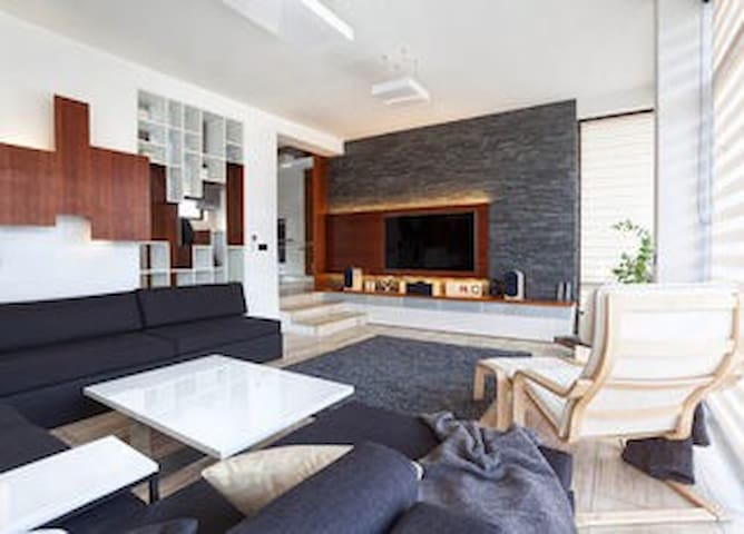 Cozy new modern design house - Sofia - Huis