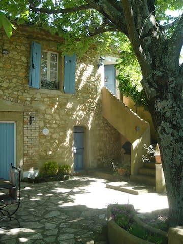 Joli gite au pied des Cévennes - Vézénobres - Lägenhet