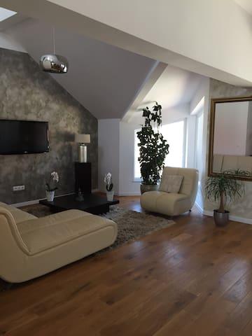 Glamorous penthouse - Sibiu - Leilighet