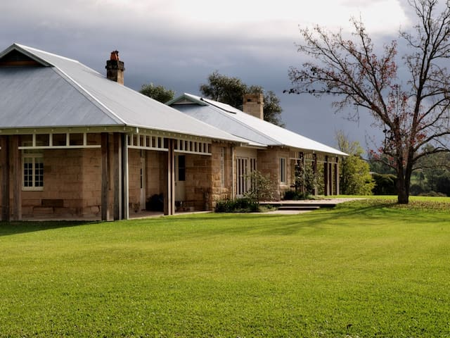 Luxury Historic Home on 100 acres - Cattai - Annat