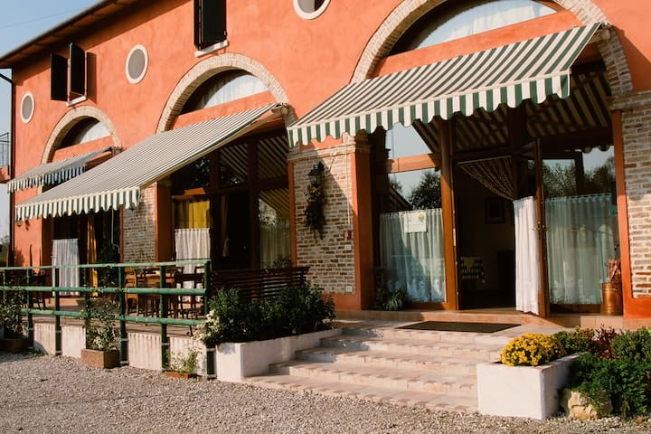Camera agriturismo vicino Venezia - Casale sul Sile - Bed & Breakfast