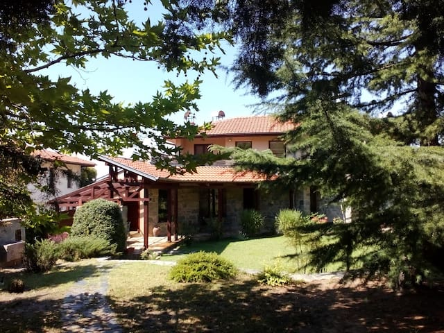 Luxury architects house 15km from Plovdiv Center - Markovo - Pension