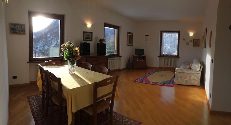 Appartamento Al Canelino - Asso - Appartement