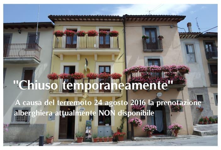 Casa vacanza in montagna - Retrosi