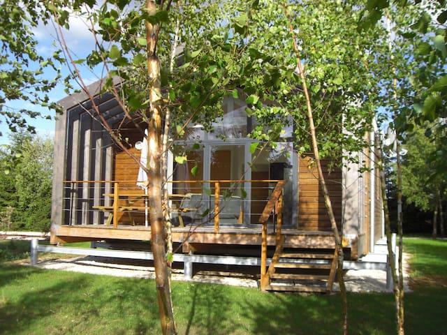 Gîte Argent écologique en bois - La Boissière-École - Casa-Terra