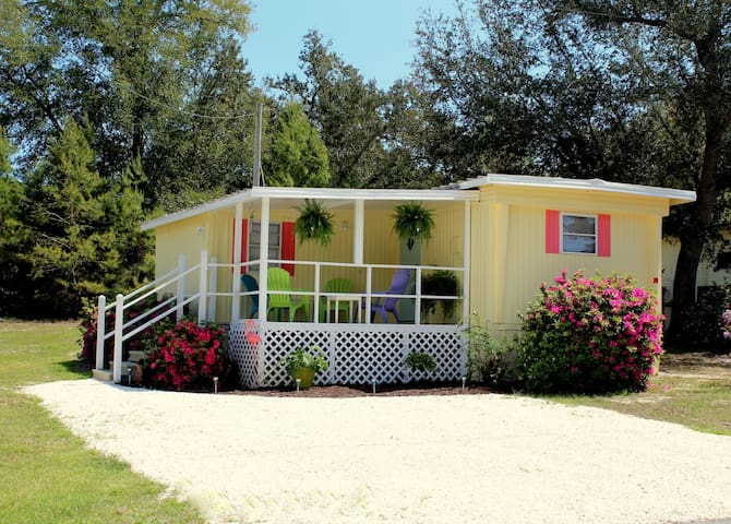 The Sugar Shack... adorable cottage in Bear Point - Orange Beach