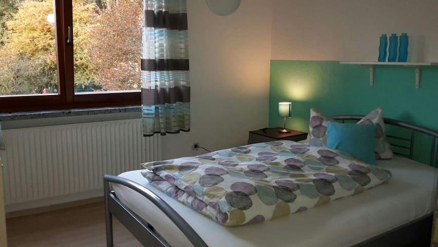 Schönes helles Zimmer in Mädels-WG - Coburg - Casa