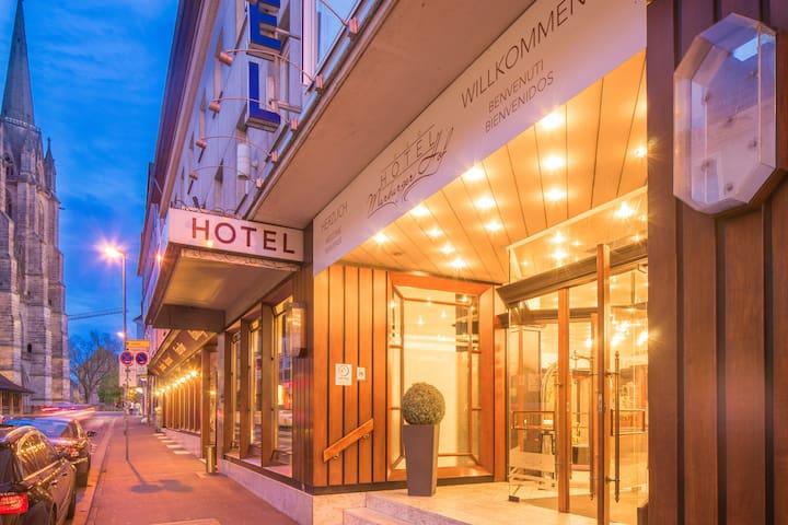 Hotel Marburger Hof - Marburgo - Bed & Breakfast