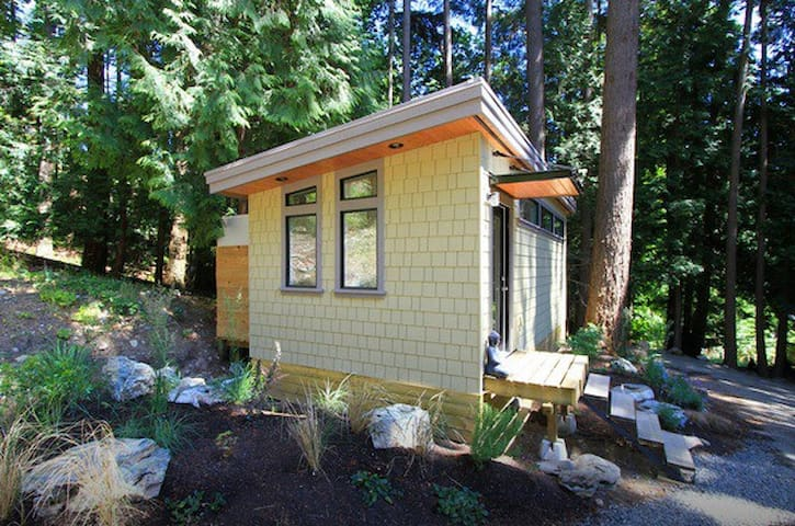 The Forest Cottage - Yoga Package - Isla Bowen - Bed & Breakfast