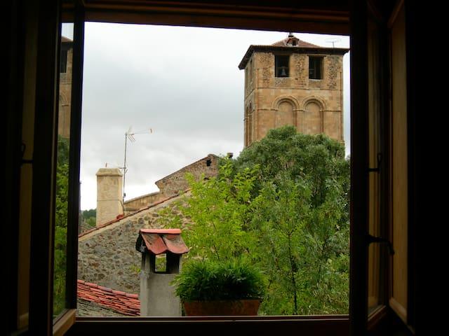 Apartamento Rural en Sotosalbos - Sotosalbos - Huoneisto