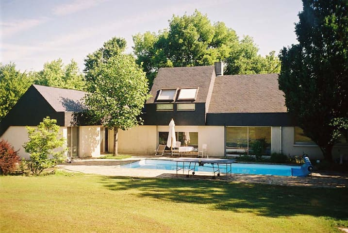 Superb house - Boigneville - Дом