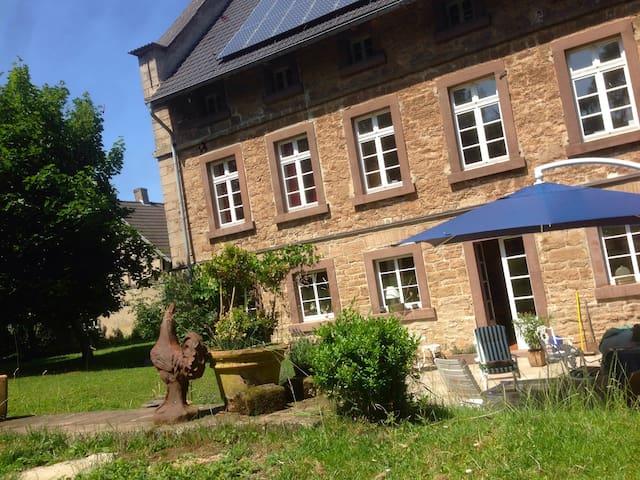 Traum-Gutshaus im Sauerland, 1 - Marsberg