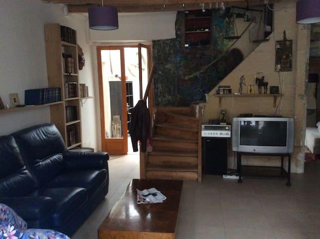 Maison de bourg plages débarquement - Creully - Haus