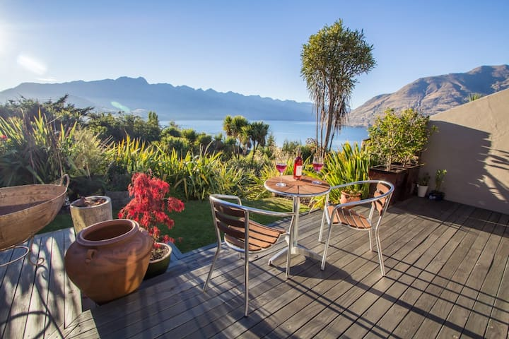 Million Dollar View - imagine waking up to this! - Queenstown - Appartement