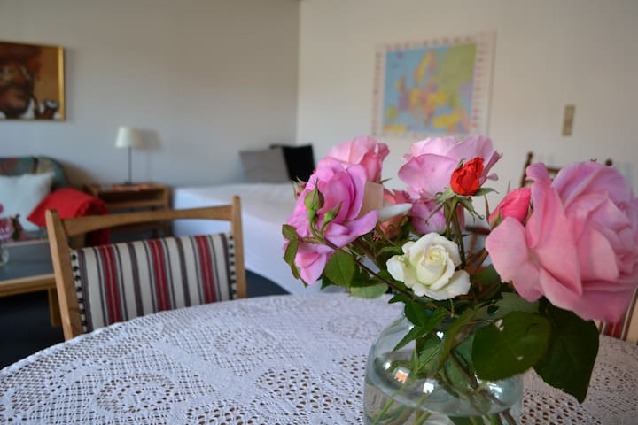 Cozy appartment near the North Sea - Harboøre - Huis