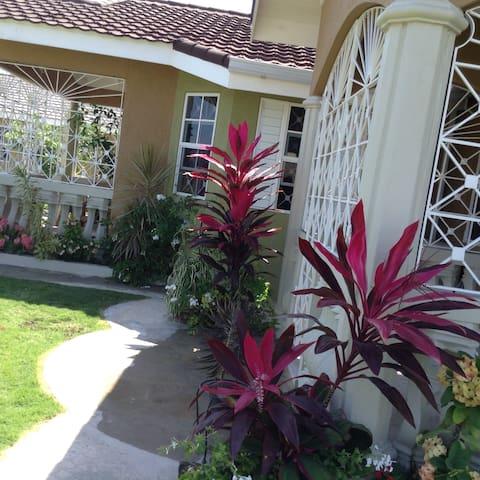 Comfy & Lush - Garden Beauty -In Ocho Rios Area - Ocho Rios - Casa