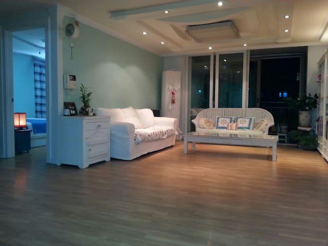 Single bed in cozy room - Nam-gu  - Huoneisto
