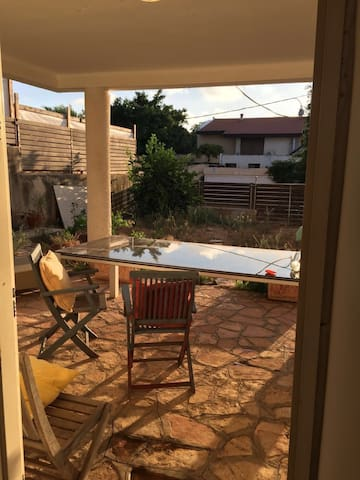 Garden Studio Apartment - Herzliya - Leilighet