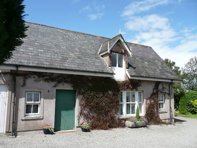 Moss Cottage self-catering cottage - Bunclody - Huis