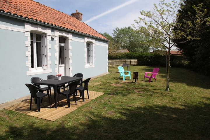 Maison St Brevin au calme 4km plage - Saint-Brevin-les-Pins - Ev