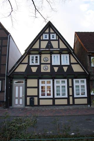 Gästewohnung Borstorf & Schwarz - Celle - Leilighet