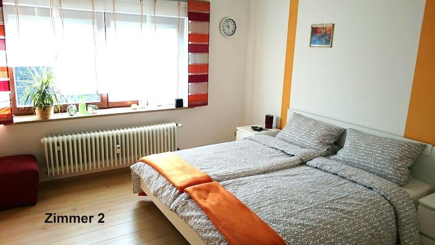 Herzlich Willkommen im SchlafWerk - Petersaurach - Appartement
