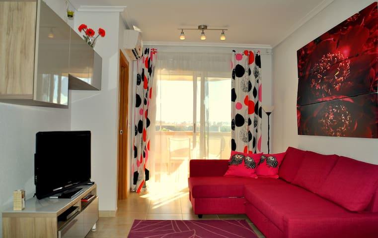 Valencia, Oropesa 200m from beach - Torre de la Sal - Apartmen